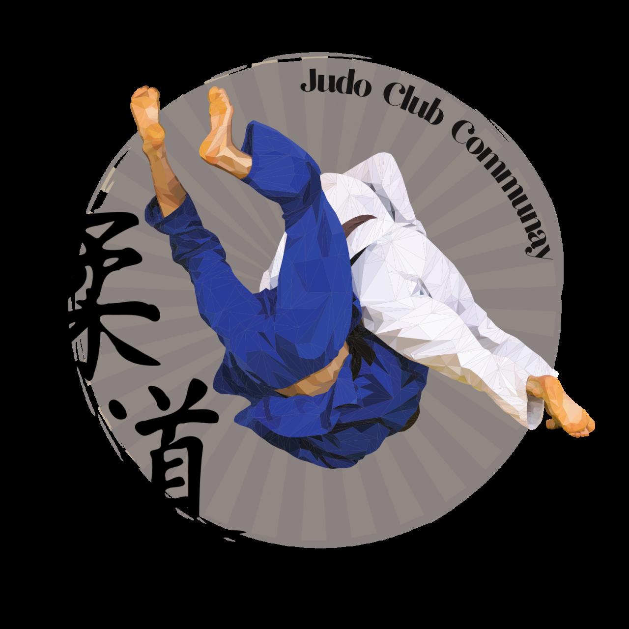 Logo AS COMMUNAY JUDO